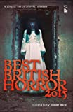 img - for Best British Horror 2015 book / textbook / text book