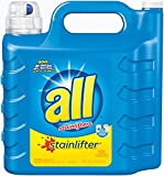 All Stainlifter He Liquid Laundry Detergent, 225 Fluid Ounce
