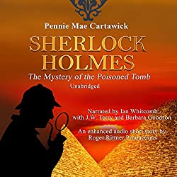 Sherlock Holmes: The Mystery of the Poisoned Tomb