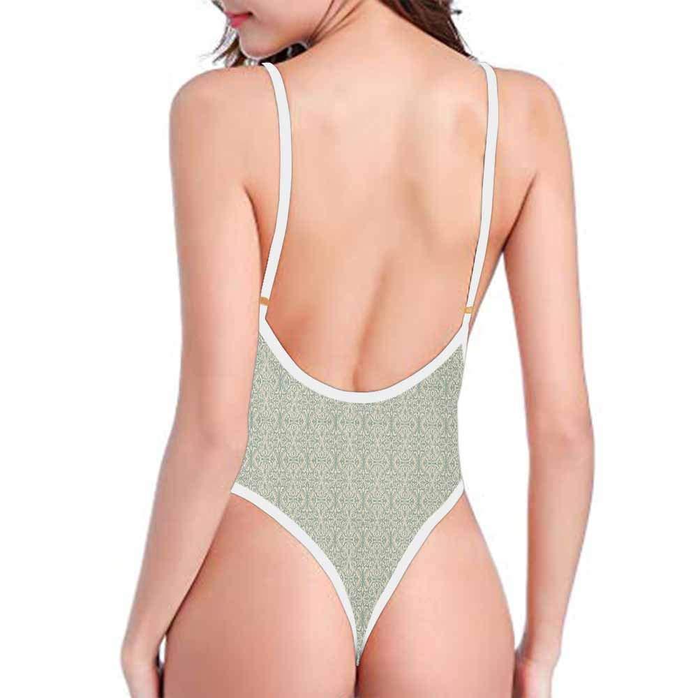 kjhep lk Adjustable Bikini Panties Cotton