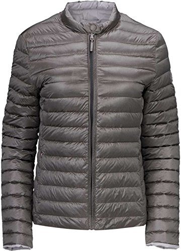 Argento Color In Piumino Il Frieda Wendejacke Freddies New York E nzPwOxvq4F