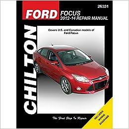 ford fiesta 2012 repair manual