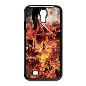 The Hobbit 005 funda Samsung Galaxy S4 9500 Negro de la cubierta del teléfono celular de la cubierta del caso funda EVAXLKNBC15737