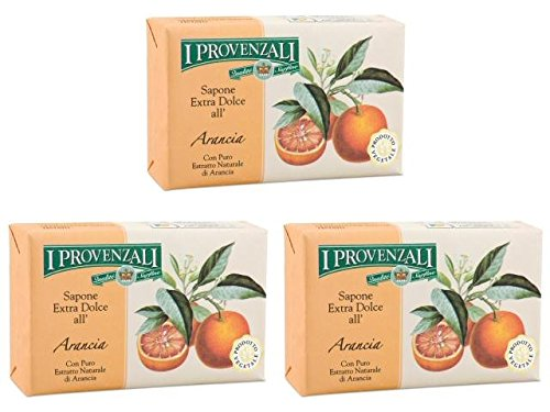 i-provenzali-arancia-extra-gentle-soap-orange-scent-53-ounce-150g-package-pack-of-3-italian-import-