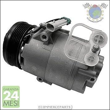 BG4 Compresor Aire Acondicionado SIDAT Opel Astra G 2 Volumi/C: Amazon.es: Coche y moto