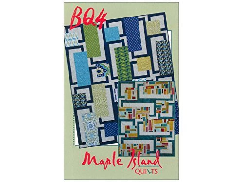 (Maple Island Quilts BQ4 Quilt Pattern by Maple Island Quilts)