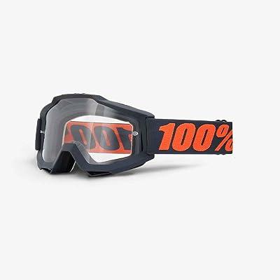 100% 50204-025-02 Accuri Otg Masque de Vtt Noir