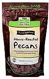 NOW Foods Honey-Roasted Pecans