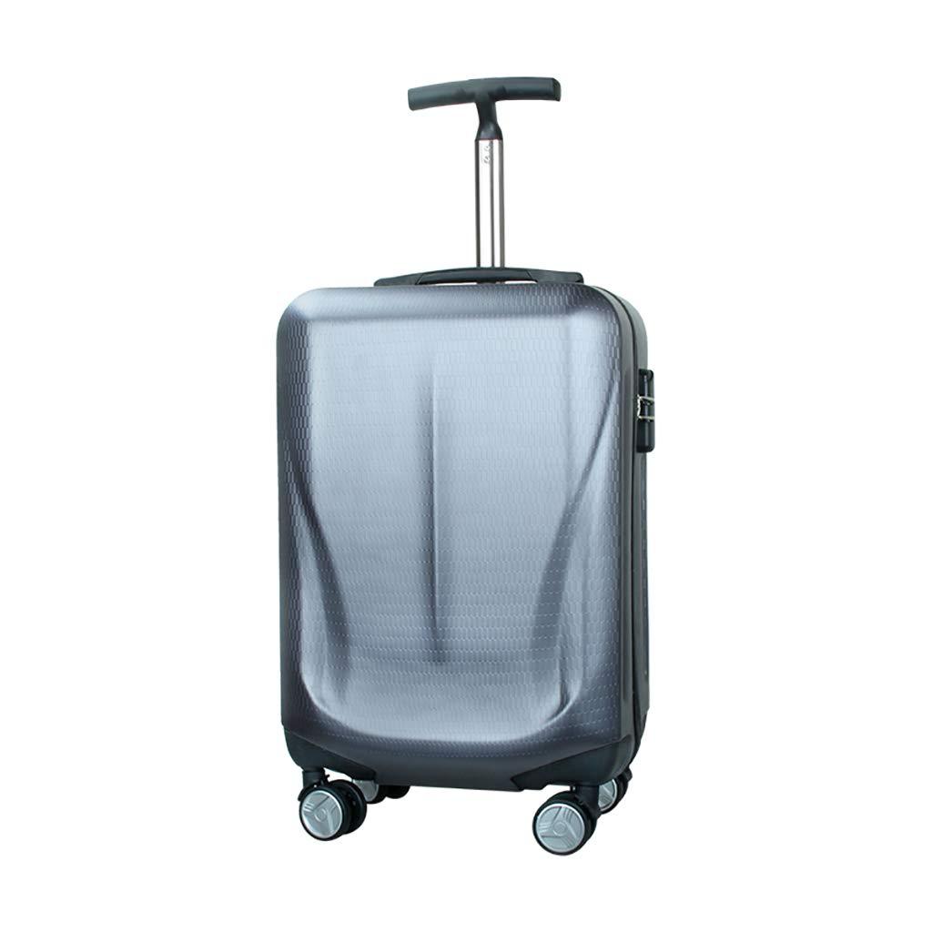 パスワードボックス男性韓国語バージョン20インチ荷物ユニバーサルホイールトロリーケース女性のスーツケース (色 : B)  B B07HCX691R