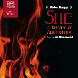 She Audiobook