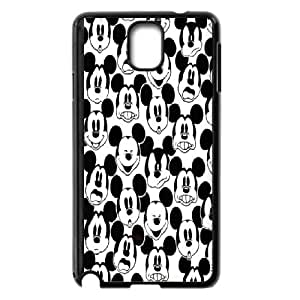 Diy Phone Cover Mickey Mouse for Samsung Galaxy Note 3 N7200 WEQ299426
