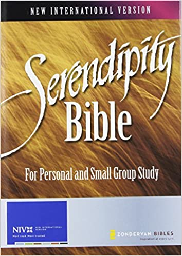 Serendipity Bible For Personal And Small Group Study Lyman Coleman