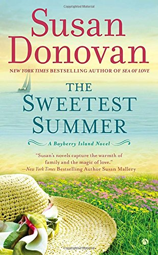 book cover of The Sweetest Summer