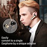 Innovative 2-in-1 Bluetooth Headphone Wireless