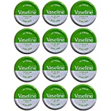 Vaseline Petroleum Jelly Lip Therapy with Aloe Vera - PACK OF TWELVE