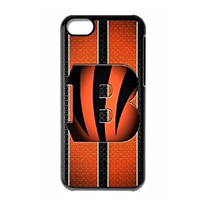 Sprots american football cincinnati team logo case cover for Iphone 5C case UKG9307808
