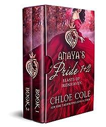 Anaya's Pride Books 1 & 2: Reverse Harem Fantasy Boxed Set