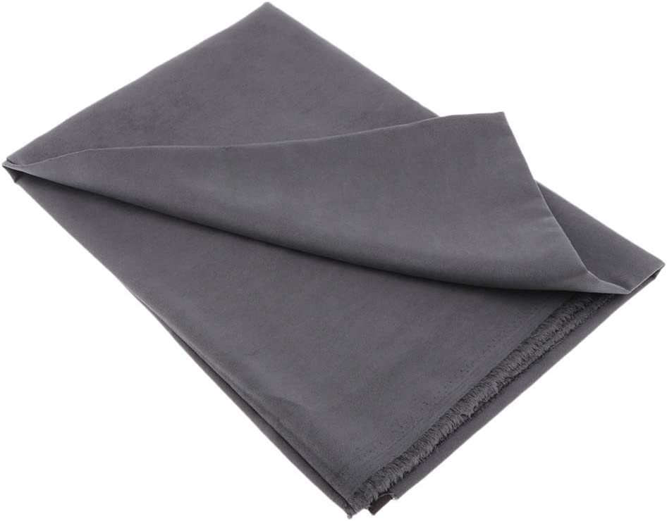 Black LoveinDIY Faux Suede Fabric Upholstery Drapery Furniture Cover /& General Use Fabric 59 Width Fabric Sold Per Yard