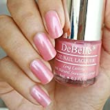 DeBelle Gel Nail Lacquer Miss Bliss - 8 ml (Rose Pink Nail Polish)