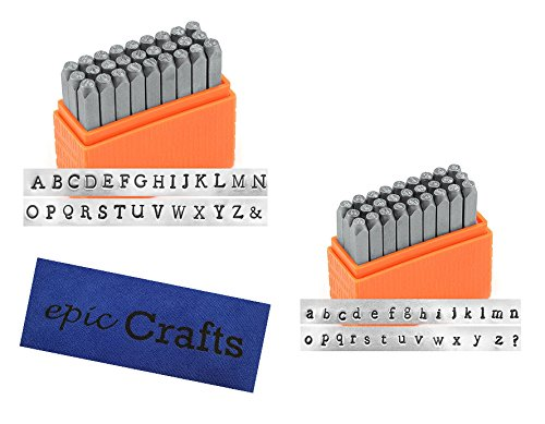 alphabet-metter-letter-stamps-with-newsprint-uppercase-and-newsprint-lowercase-stamp-set-bundled-wit