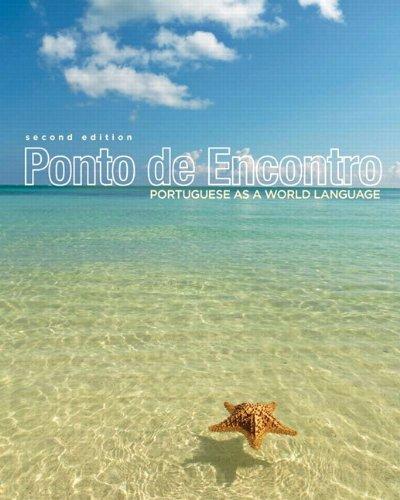 - Ponto de Encontro: Portuguese as a World Language Plus MyLab Portuguese with eText multi semester -- Access Card Package (2nd Edition)