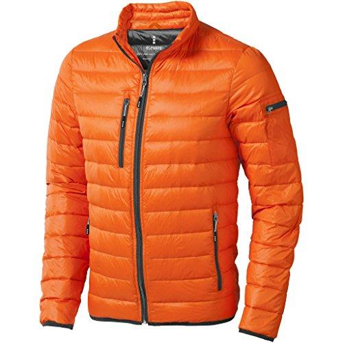 Light Down Jacket Elevate Scotia Orange Mens c64SwwFqR