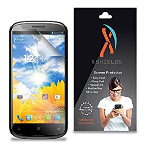 XShields© (3-Pack) Screen Protectors for BLU Studio 5.3 S D590 (Ultra Clear)