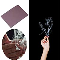 Leezo Creative Magic Smoke from Finger Tips Magic Trick Surprise Prank Joke Mystical Fun Magician Stage Accessori 1/5/10/15/pezzi