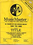 Musicmaster, , 0910925011