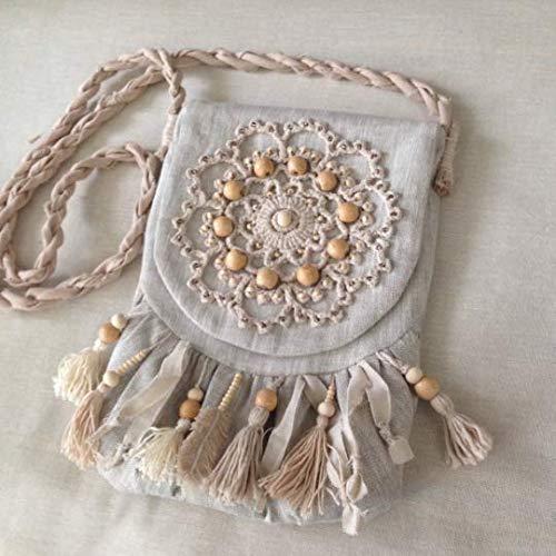 Amazon.com: Lightweight crossbody bag for women, canvas ...