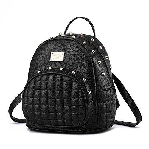 Mefly Schalentiere Der Koreanischen Version Des Neuen Student Tasche black