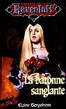 La baronne sanglante par Bergstrom