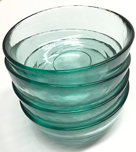 Recycled Glass Bowls - 1