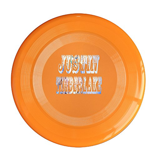 Orange Consumer Headphones (EVALY Famous Singer Poster 150 Gram Ultimate Sport Disc Frisbee Orange)