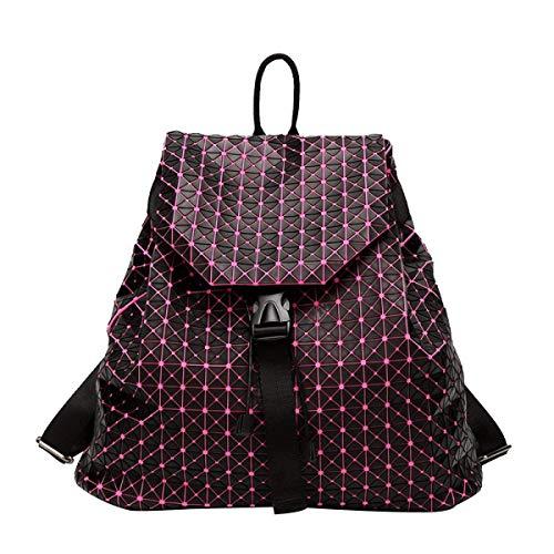 unique XLF Taille Femme Travel bandoulière pour Backpack Sacs Fold Geometry à qRwf6qv