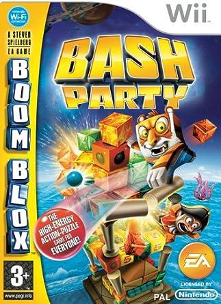 [Import Anglais]Boom Blox Smash Bash Party Game Wii: Amazon.es: Videojuegos