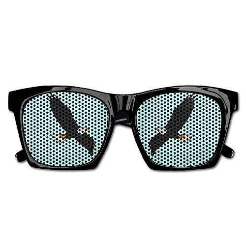 Bald Eagle Party Sunglasses Mesh Lens Glasses Costume Sunglasses Eyewear For Groom Party Wedding - Cat Eye Walmart Glasses