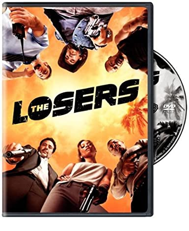 Amazon.com: The Losers: Zoe Saldana, Jeffrey Dean Morgan ...