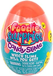 Redwood Ventures Foodie Surprise Candy Slime Eggs,Multi