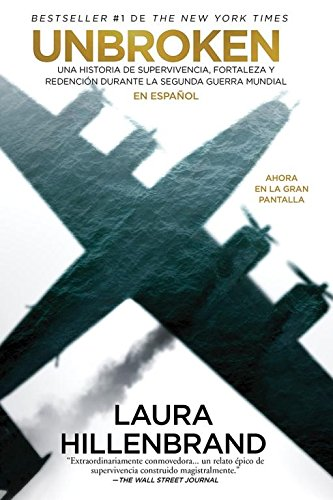 unbroken by laura hillenbrand essay Angelina jolie's unbroken is a tale of suffering and endurance on a  the movie  is based on a biography by laura hillenbrand about a man.