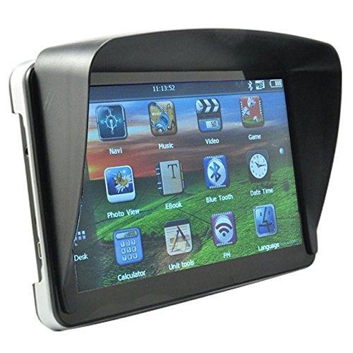 7 inch HD Car GPS Navigation navigator Capacitive screen Bluetooth AV-IN FM 8GB/MSB2531 Truck Europe/Navi sat nav vehicle gps