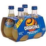 Orangina, Bev Citrus 10 Oz, 4-Pack (6 Pack)