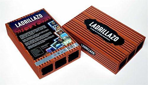 Creaciones Ludicas Sinoespañol- Juego de Cartas Ladrillazo (CLSLADRILL1): Sd Games: Amazon.es: Juguetes y juegos