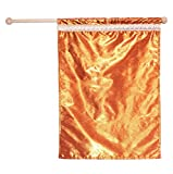 Bronze Flag, Dance, Praise and Worship Flag, Child Size