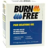 North by Honeywell 20BFSD25 Burn Free, Unit Dose 1/8 Ounce Foil Pack, 24 per box