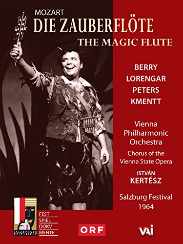 Mozart, The Magic Flute (English subtitled) by
