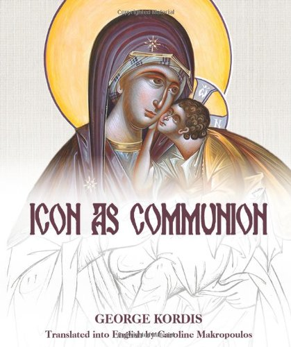Icon George (Icon as Communion: The Ideals and Compositional Principles of Icon Painting)