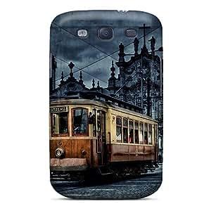 TLQrJiU497MOuKH Catedral Fashion Tpu S3 Case Cover For Galaxy