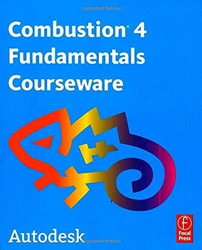 amazon com autodesk combustion 4 fundamentals courseware rh amazon com Combustion Equation Autodesk Cleaner