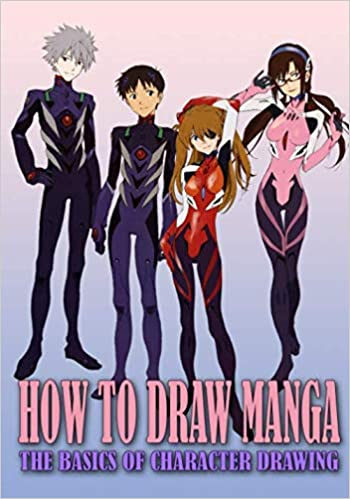 How To Draw Manga The Basics Of Character Drawing Anime
